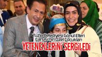 Tuzla'nın Özel Çocukları Yeteneklerini Sergiledi