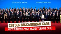Cumhurbaşkanı Erdoğan Çin'de...