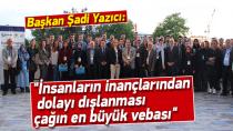 Tuzla'da Nefret Suçlarıyla Mücadele Çalıştayı gerçekleştirildi...