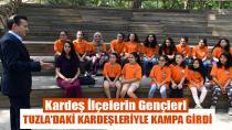 Kardeş İlçelerin Gençleri, Tuzla'daki Kardeşleriyle Kampa Girdi...