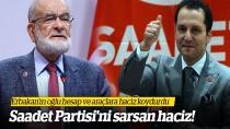 Saadet Partisi'ne Necmettin Erbakan'ın oğlu Fatih Erbakan şoku...