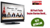 AK Parti Tuzla Seçim Startı Verdi…