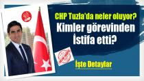 CHP Tuzla'da neler oluyor? Kimler görevinden istifa etti?