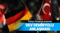 Türkiye Almanya arasında dev anlaşma...