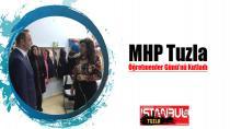 MHP Tuzla Öğretmenler Günü'nü Kutladı...