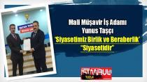 Yunus Taşçı, AK Parti'den Tuzla Belediye Meclis Üyesi Aday Adayı oldu
