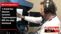 Ticari araç sürücülerine psikoteknik test raporu zorunlu hale getirildi...
