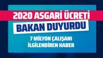 2020 Asgari ücret ve AGİ ne kadar oldu?