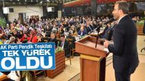 AK Parti Pendik teşkilatı tek yürek oldu…