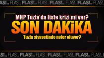 MHP Tuzla'da meclis üyesi sıralama krizi mi var?