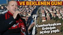 Cumhurbaşkanı Erdoğan, Halkalı-Gebze Banliyö Hattını Kartal'da açtı!