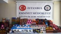 İstanbul'da 5 milyonluk cinsel gücü arttırıcı ürün operasyonu