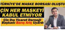 Korona Virüsü Türkiye'de Maske Borsası Oluşturdu...
