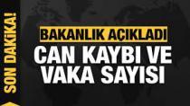 Türkiye'deki güncel vaka sayısı ve can kaybı açıklandı! (18 Haziran 2020)