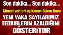 Bakan Koca Türkiye'deki güncel corona verilerini açıkladı! (25 Haziran 2020)