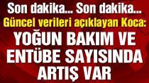 Türkiye'deki Coronavirüs Güncel can kaybı ve vaka sayısı açıklandı! İşte 26 Haziran corona virüsü tablosu…