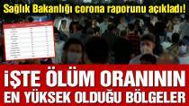 Türkiye'nin corona virüsü durum raporu açıklandı! (2 Temmuz 2020)