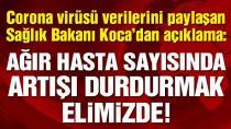 Sağlık Bakanlığı, Türkiye'nin günlük corona virüsü tablosunu açıkladı. (17 Eylül 2020)