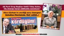 Has Sitesi Meselesi Kördüğüm! İYİ Parti'li Akın Gürkan'ın, belediye meclisinde verdiği soru önergesi 'Ret' edildi!